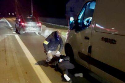 Specjalizowali się Renault Master – ukradli kilkanaście busów na części