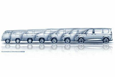 Tak wygląda nowy Volkswagen Multivan – premiera w czerwcu