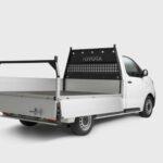 Toyota PROACE z zabudową skrzyniową o ładowności do 1325 kg