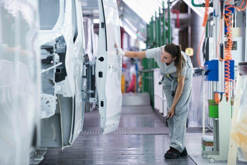 Fabryka produkująca Renault Trafic wstrzymuje pracę