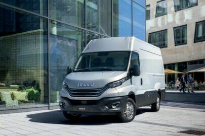 Iveco Daily 2021 – facelifting z nową skrzynią i fotelami