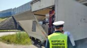 Najcięższy bus ważył 9500 kg – mandaty na ponad 10 000 zł