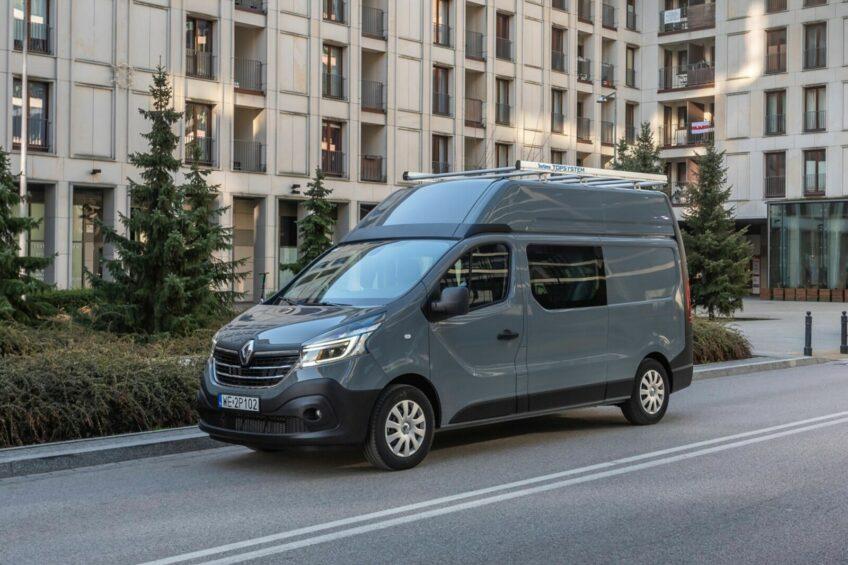 Rejestracje nowych pojazdów dostawczych – maj 2021