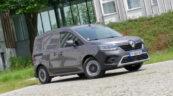 Renault Kangoo III – pierwsza jazda testowa vanem L1 (zdjęcia)