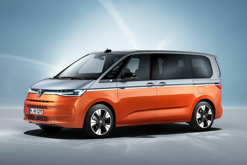 Volkswagen Multivan 2021 – silniki 1.5 i 2.0 TSI oraz eHybrid