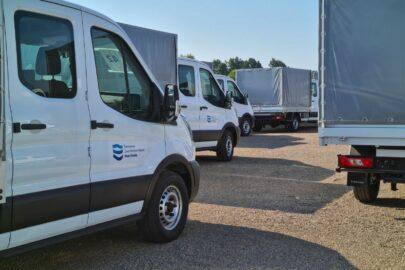 Ford Transit AWD dla PGW Wody Polskie – 82 doki z wyciągarkami