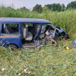 SUV uderzył w VW T5 – kierująca Nissanem miała 4 promile