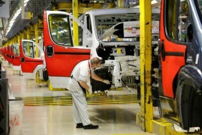 Fabryka SEVEL wstrzymała produkcję Ducato, Jumpera i Boxera