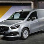 Mercedes Citan II – gama silnikowa i wymiary ładowni