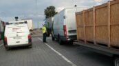 Pijany kierowca Daily z przyczepą na S8 – nie uiścił opłaty viaTOLL