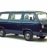 Volkswagen Caravelle ma 40 lat – zaczęło się od T3