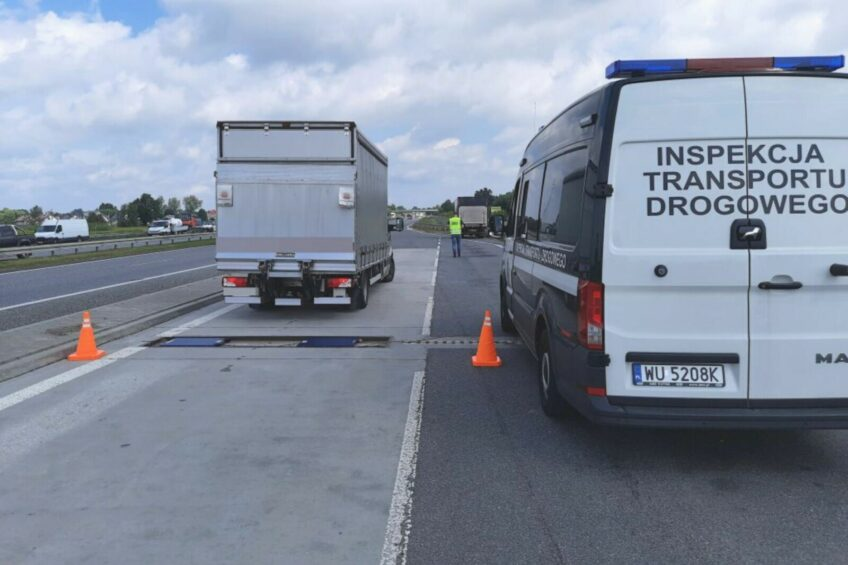 48 przeciążonych busów i 1 ciężarówka – 9370 zł kontra 12 000 zł