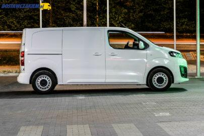 Test: Citroën ë-Jumpy – z baterią 50 kWh (wideo, zdjęcia)