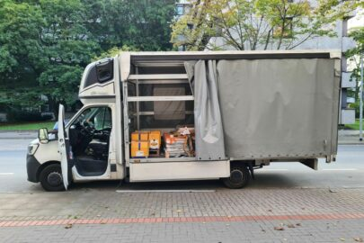 Hanower: 78 kg narkotyków w ładowni polskiego busa