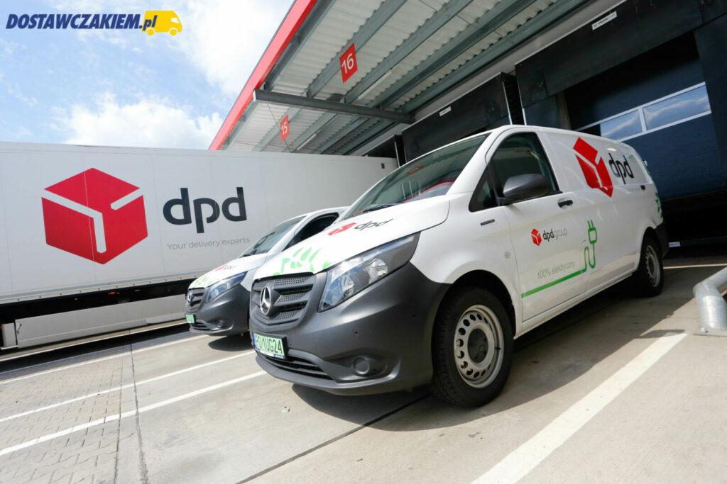 Mercedes-Benz eVito elektryczny furgon test opinie