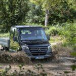 Mercedes Sprinter od listopada 2021 tylko z silnikiem OM654