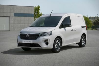 Nissan Townstar – klon Kangoo tylko jako benzyniak lub elektryk