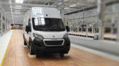 Peugeot Boxer L4H3 – pierwszy bus wyprodukowany w Gliwicach