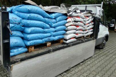 Przeciążone Iveco Daily wpadło na akcji SMOG – ważyło blisko 7 ton