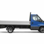 Rejestracje nowych pojazdów dostawczych – sierpień 2021