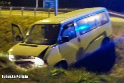 Uciekał skradzionym VW T4 przed policją – miał przy sobie narkotyki