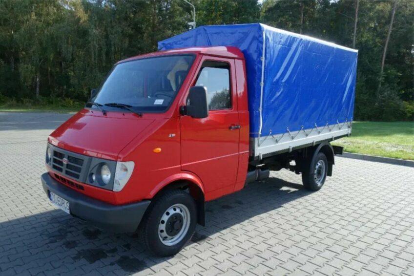 Intrall Lublin 3 Mi z przebiegiem 10 000 km – cena 99 999 zł