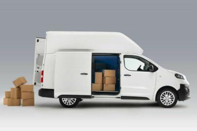 Nowe elektryczne furgony Voltia XL z ładownią o pojemności 11 m3