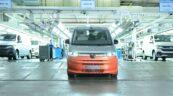 Nowy VW Multivan – wystartowała produkcja w Hanowerze