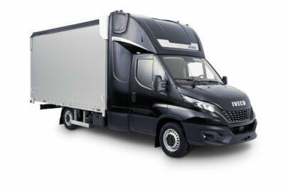 Rejestracje nowych pojazdów dostawczych – wrzesień 2021